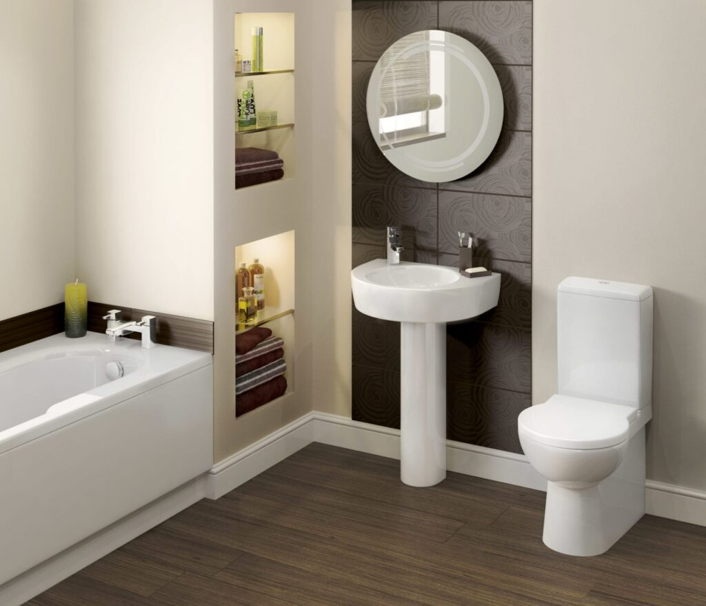 Baño De Tina Con Sal:Small Bathroom Design Ideas
